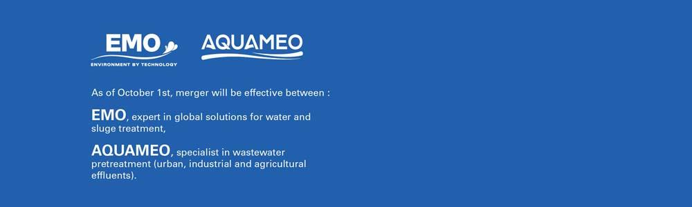 Merger EMO / AQUAMEO